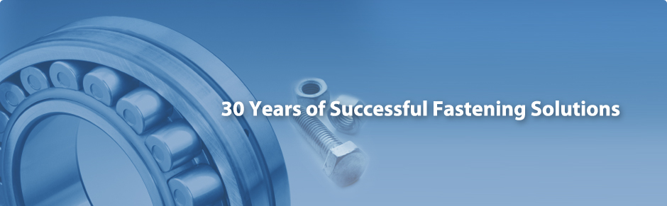 30 Years od Successful Fastening Solutions